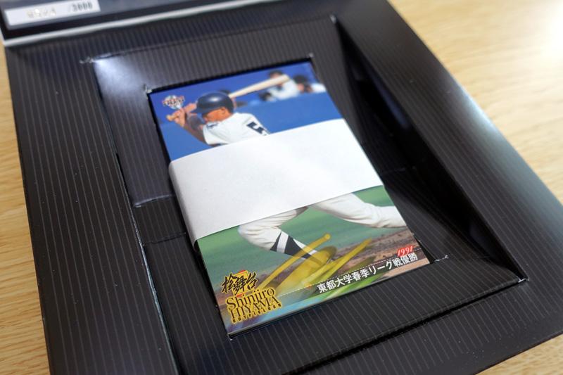 BBM 桧山進次郎メモリアルベースボールカードセット 2013 ~桧舞台~