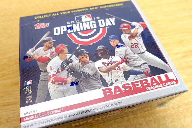MLB 2019 TOPPS OPENING DAY BASEBALL