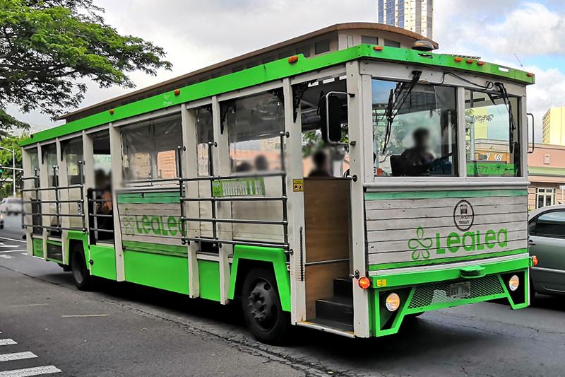 トロリーバス