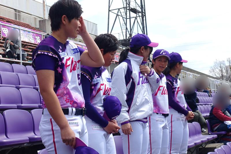京都フローラ選手