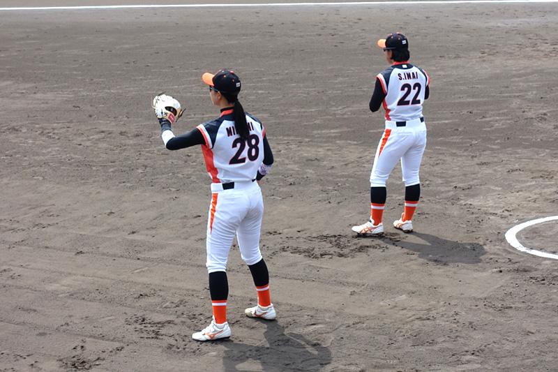 女子プロ野球選手